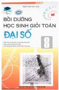 Bồi Dưỡng Học Sinh Giỏi Toán Đại Số 8 - Trần Thị Vân Anh