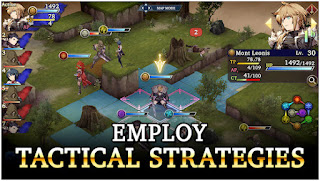 Final Fantasy Brave Exvius : WAR OF THE VISIONS Apk English Android