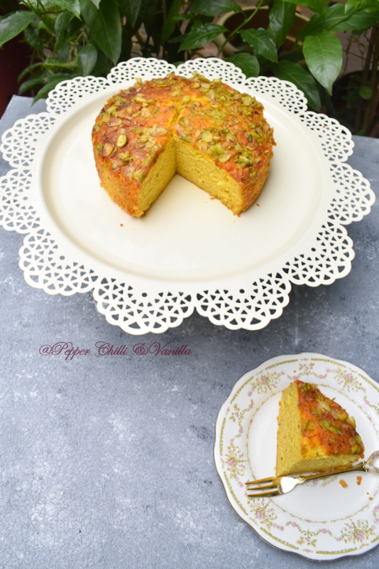 how to make parsi mawa /mava cake