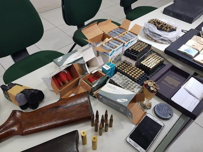 Irmãos policiais são presos em operação que investiga crimes entre famílias rivais no Ceará