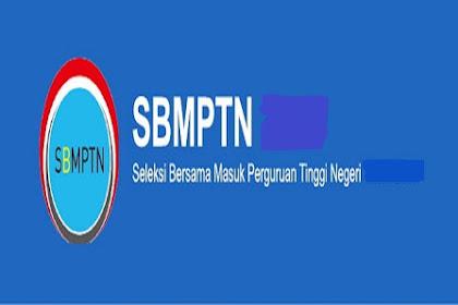 INFO PENDAFTARAN UTBK/LTMPT/SBMPTN 2020-2021