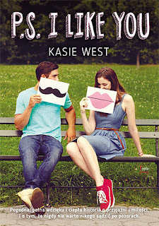 """P.S. I Like You"" Kasie West"
