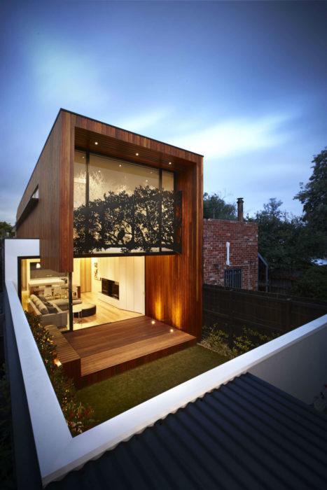 Treetop House Melbourne   Matt Gibson Architecture + Design