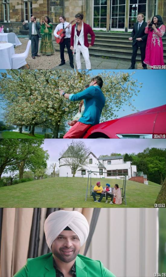 Happy Hardy And Heer 2020 Hindi 720p 480p WEB-DL x264 Full Movie