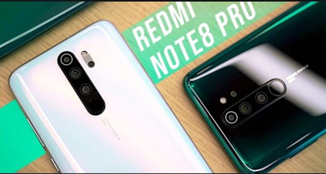 Redmi Note 8 Pro Phone 64MP Camera Launche October 16th Price