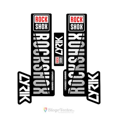 Rockshox Lyrik Logo Vector
