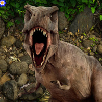 Games2Rule Jurassic Land Escape Walkthrough