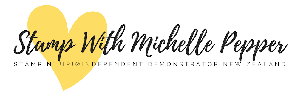 Stampin' With Michelle Pepper