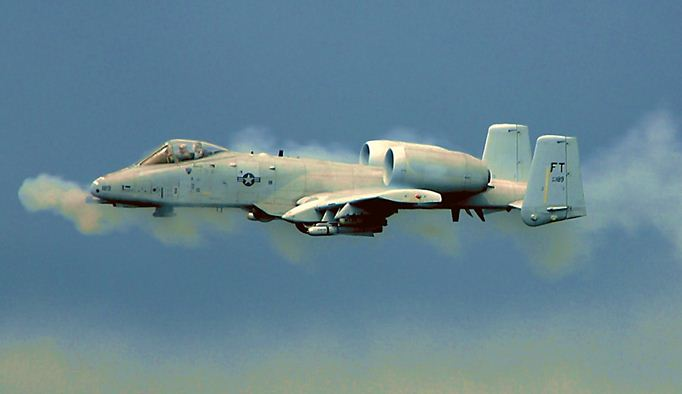 Top Attack Aircraft in the world