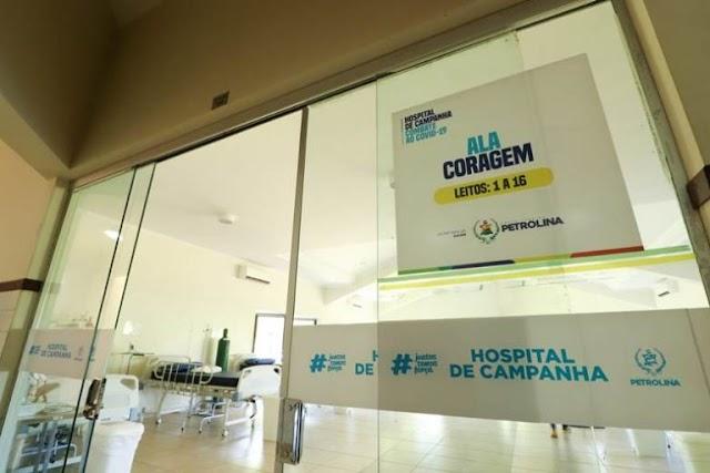 Petrolina passa para 3.193 casos confirmados do novo coronavírus e registra 59º óbito