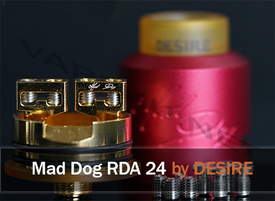 RDA Mad Dog Review