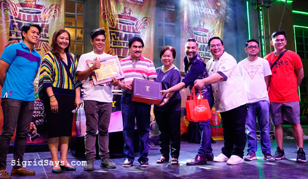mixology and flairtending competition - Bacolod Rum Festival - Tanduay Rum Festival - Bacolod blogger - Laurence Emmanuel Conlu