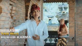Lirik Lagu Hukum Karma - Yan Mus