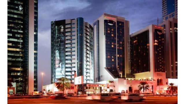 وظائف فندق كروان بلازا بالامارات براتب يصل الي 8000درهم