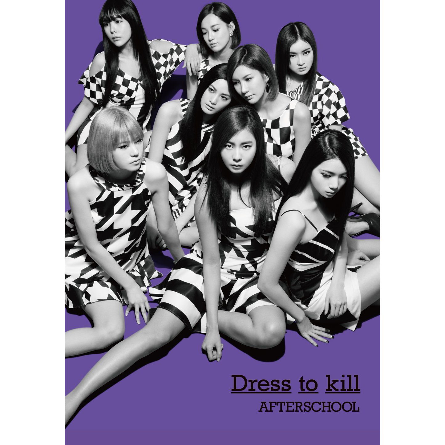 AFTER SCHOOL – Dress To Kill (Japanese)