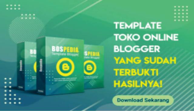 Bospedia Template Blogger