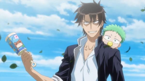 daftar rekomendasi anime tentang maou