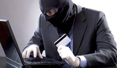 Tarjeta de credito robado