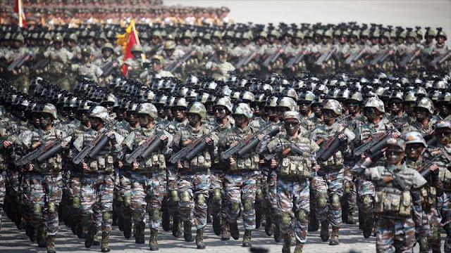 Pyongyang 'no teme a la guerra' con EEUU y usará sus opciones 