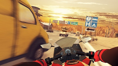 Moto Rush GT Review | Gameplay Preview