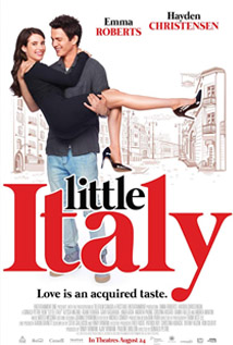 Assistir Little Italy