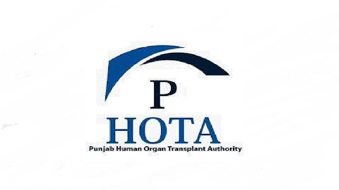 Punjab Human Organs Transplantation Authority (PHOTA) Jobs 2021 in Pakistan