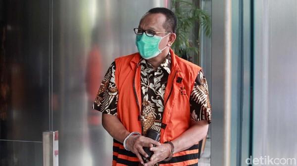 Eks Sekretaris MA Nurhadi Pukul Petugas Rutan KPK!