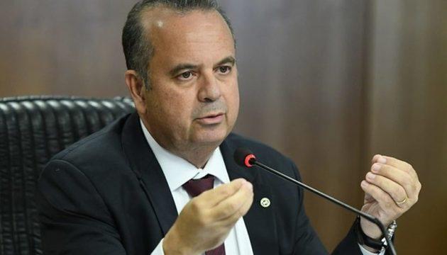 Ministro do desenvolvimento Rogério Marinho visita obras no RN