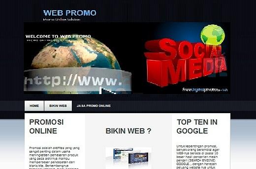 jasa pembuatan website, bikin web, bandung