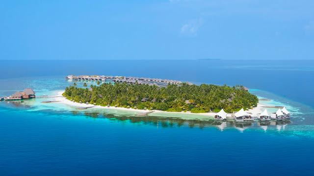 W Maldives, Insel Fesdu