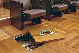 Pavimento para oficina moderna