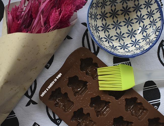 Cómo hacer gominolas en casa