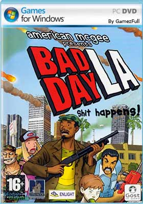 Bad Day L.A. (2006) PC Full Español [MEGA]