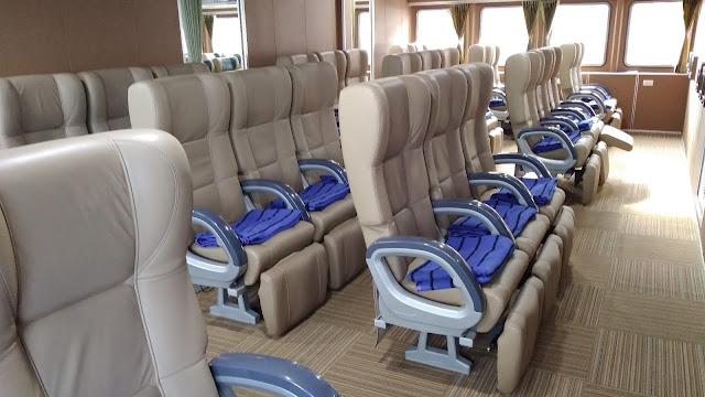 Vé VIP tàu cao tốc Côn Đảo Express