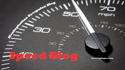 Tips Blogging: 3 Cara Mudah Mengetahui dan Meningkatkan Kecepatan Blog yang Lambat