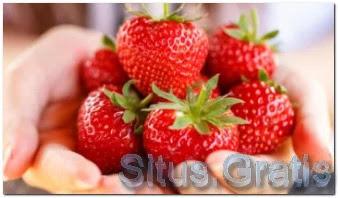buah stroberi mengandung vitamin untuk kesehatan