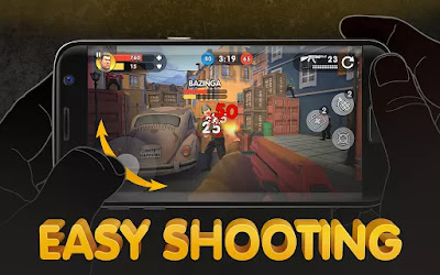 Download Guns of Boom v1.6.2 MOD APK TERBARU