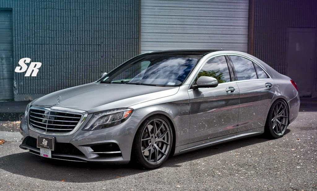 benztuning mercedesbenz w222 on pur wheels