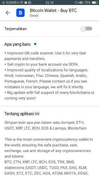 bitcoin wallet memudahkan transaksi