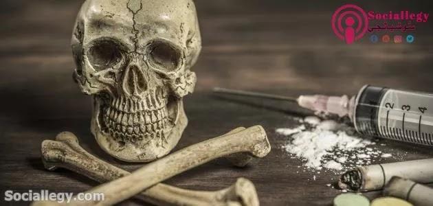 تعاطي المخدرات وآثاره الاجتماعية