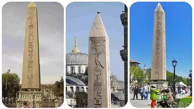 What is an obelisk?