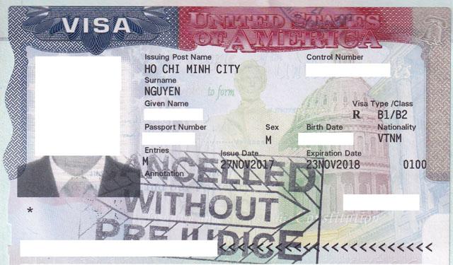 Thời hạn xin gia hạn visa Mỹ là bao lâu?