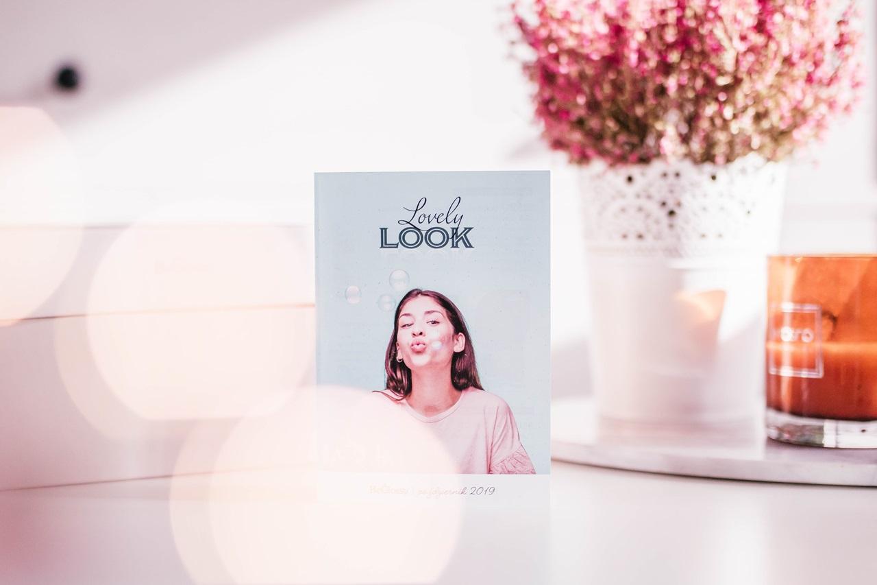 beGLOSSY - Lovely Look {przegląd pudełka październik 2019}