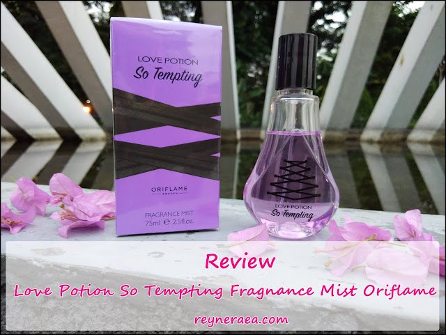 review love potion so tempting