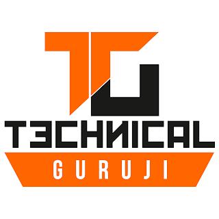 Technical Guruji Logo