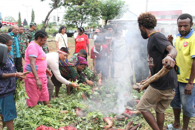 Para Ketua Adat Minta Maaf Atas Kerusuhan Di Papua