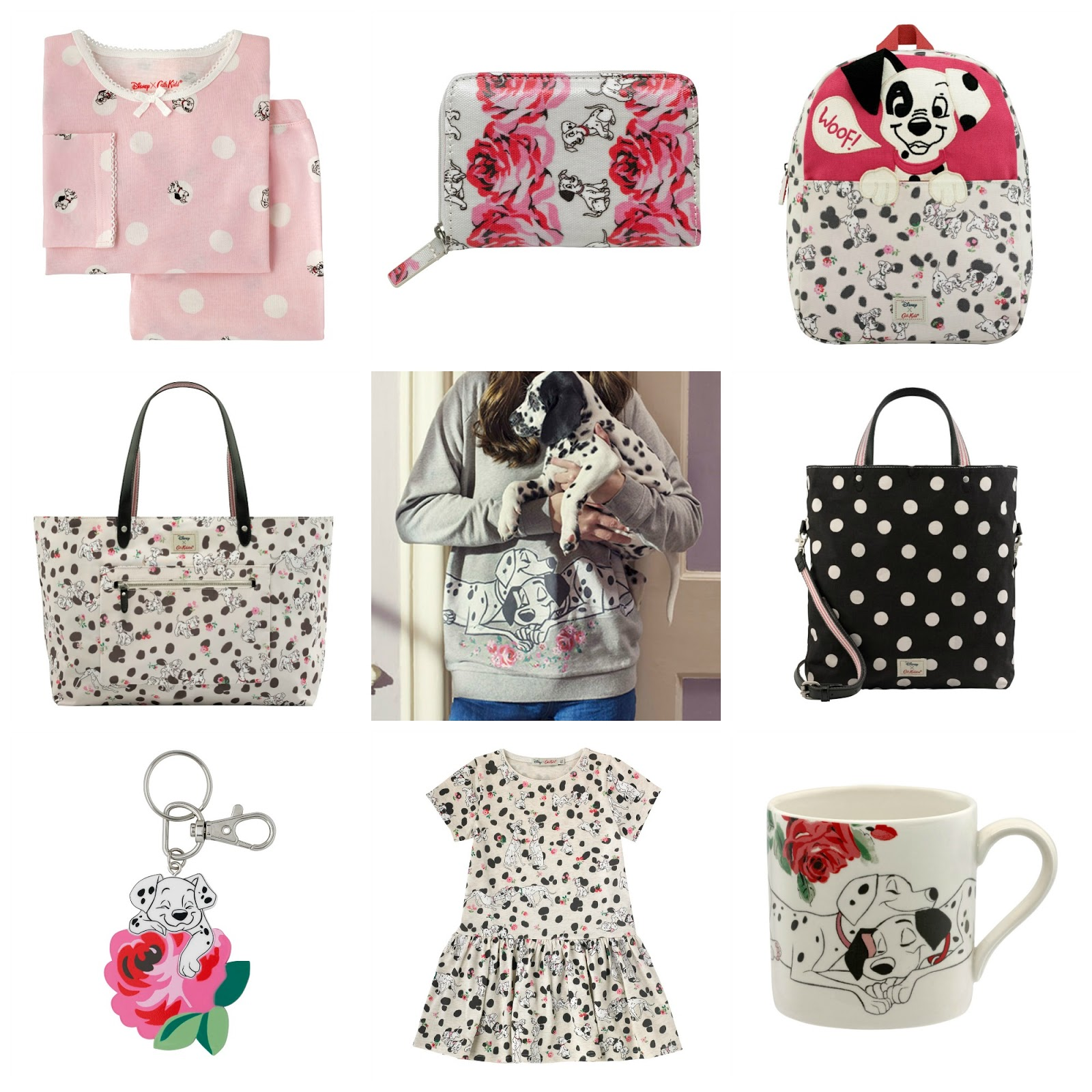 The Cath Kidston x 101 Dalmatians collaboration is the cutest thing you'll see all day