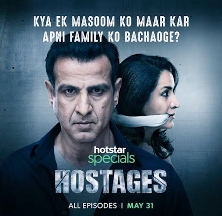 Poster Of Hostages Season 01 2019 Watch Online Free Download