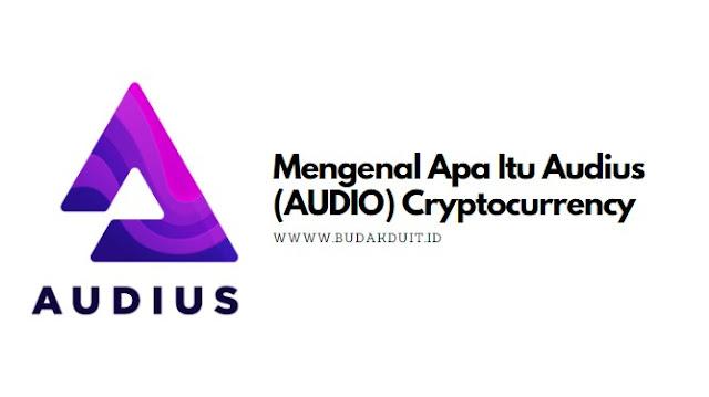 Gambar Logo Audius (AUDIO) Cryptocurrency