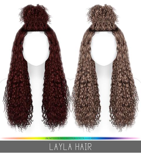 LAYLA HAIR (PATREON)